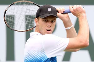 Querrey upset in Clay Court Championship