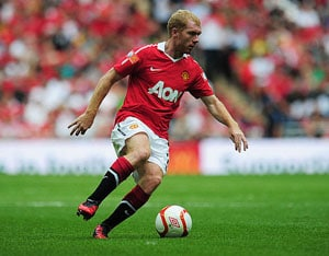 Scholes could retire at end of season, says Gill