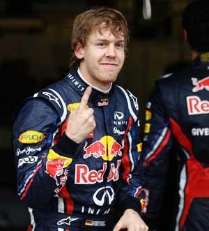 Vettel plans to bounce back at Belgian GP