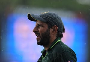 Afridi happy with all-round show against Zimbabwe