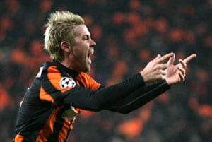 Shakhtar crush Roma to go to last eight