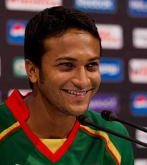 Bangladesh star Shakib Al Hasan to wed on 12/12/12