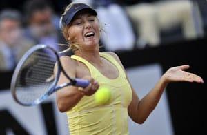 Li, Kvitova, Sharapova fall in Toronto