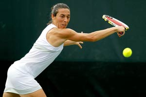 Italy without Schiavone, Pennetta for Fed Cup semis
