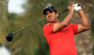 Tough start for Indians at Johnnie Walker Championships