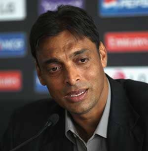 Shoaib Akhtar took to Twitter to deny reports of his marriage