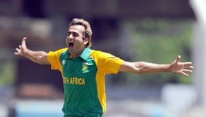 Imran Tahir to play in Test, says Proteas' coach