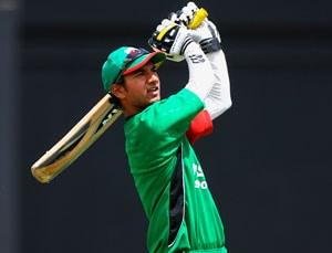 IPL 5: Kenya's Tanmay Mishra plays as an Indian