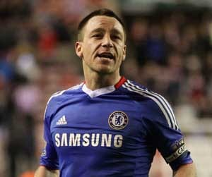 I never gave up hope of regaining armband: Terry