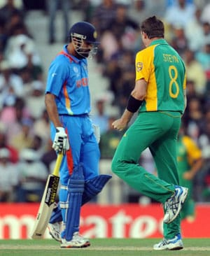 Flashback to the last India vs South Africa ODI series