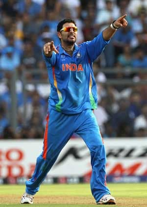 World T20 for Yuvraj, Team India