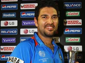 I can't wait to step on the field: Yuvraj Singh