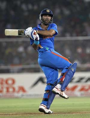 Yuvraj Singh hopes for rain-free comeback