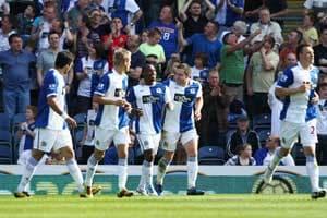 Hoilett earns vital point for Blackburn