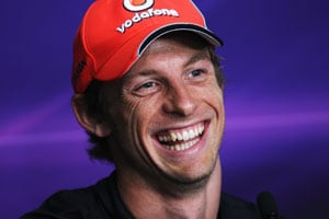 Button concedes Mercedes major threat