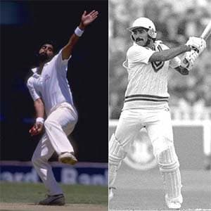 Miandad's last-ball six still haunts Sharma