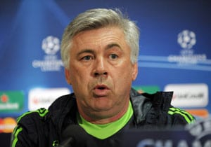 Ancelotti could risk Torres ahead of Drogba