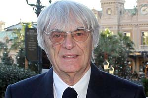 Formula One not for sale: Ecclestone