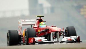 Montezemolo demands improvement for Ferrari