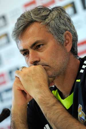 No decision on my future yet, says Jose Mourinho