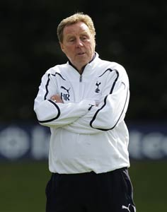 Redknapp backs Spurs to go fourth