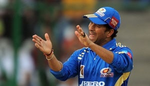Mumbai Indians announce official Twitter hashtag in honour of Sachin Tendulkar