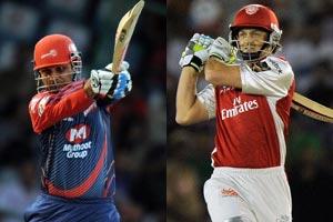 IPL 2013 Preview: Hopeful Kings XI Punjab clash with Delhi Daredevils in Dharamsala