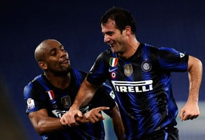 Stankovic stunner gives Inter Coppa advantage
