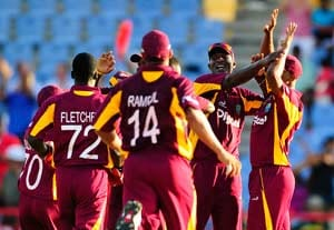 West Indies beat Pakistan by 7 runs in Twenty20
