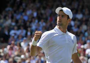 London 2012 Tennis: Novak Djokovic sets up Andy Murray showdown