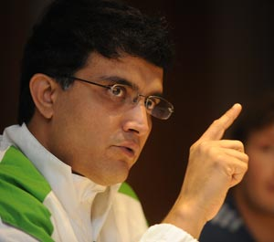 Ganguly hopeful of India's victory in ODI series