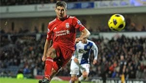 Steven Gerrard demands Liverpool improvement