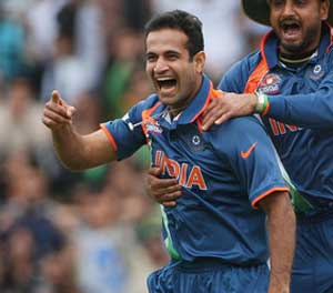 Irfan Pathan terms his selection as a 'pleasant surprise'