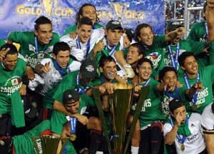 Gold Cup winners Mexico soar up FIFA ranking