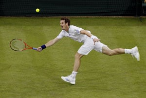 Murray beats Gimeno-Traver in 4 sets at Wimbledon