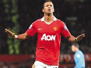 Man Utd's Nani 'not going anywhere'