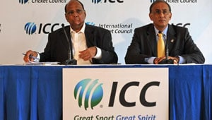 Test championship on the agenda in ICC meeting
