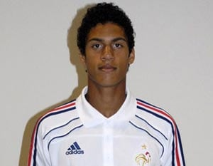 Lens president says Varane will move to Madrid