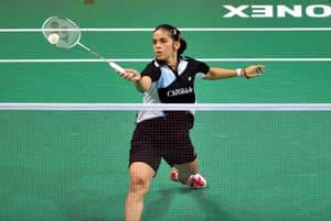 Badminton Association of India announces Rs 10 lakh award for Saina
