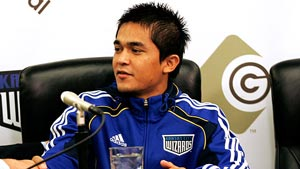 I am missing Bhaichung: Chhetri
