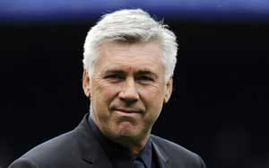 Ancelotti relaxed about Chelsea farewell