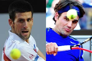 Djokovic, Federer on French Open collision course