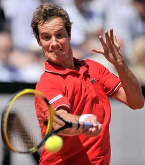 Gasquet out of Monte Carlo Masters with ankle injury