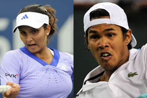 Somdev, Sania face uphill task in first round of French Open