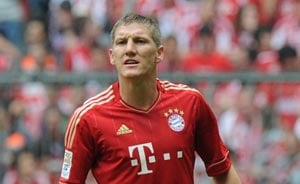 Bastian Schweinsteiger out of Germany's friendly in France
