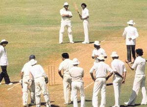 When sportsmanship turned the fate of an India-England Test match