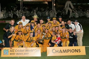 Ponting's men ready for a 'High-Five'