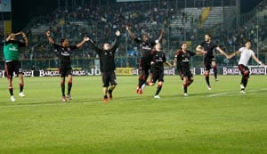 AC Milan have a chance to seal Serie A title