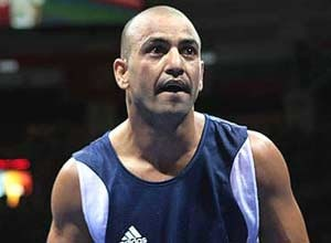 Pugilist Akhil Kumar returns to boxing ring