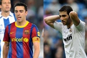 Title on hold after Barcelona, Real crash